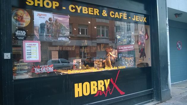 Hobby Max Lille : Découvrez le magasin de Lille : Plus qu'un magasin, une passion