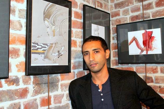 Rencontre avec...  Yacine Elghorri : de « Titan A.E. » à « Factory» ... Interview