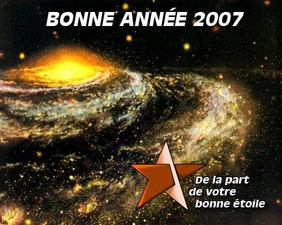 Bonne Année 2007