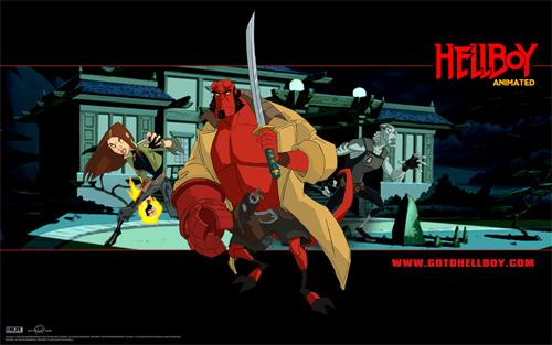 le site officiel du dessin animé hellboy en ligne actualité