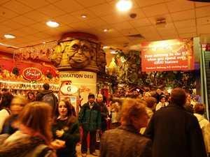 Chez Hamley's, le plus grand magasin de jouets du monde