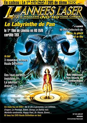 La couverture du numéro 132 de juin 2007