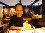 Dargaud/Kana et leurs auteurs, dont Mathieu Sapin