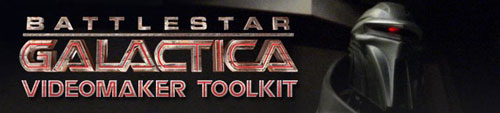 Battlestar Galactica Video Maker