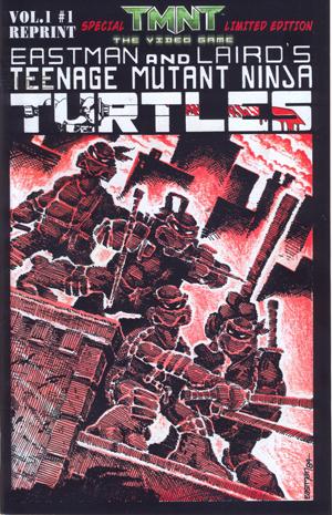Le comics original réédité pour l'occasion