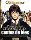 Nouvel Observateur Hors Série N°64 décembre 2006/janvier 2007, 83 pages. Prix 4€.