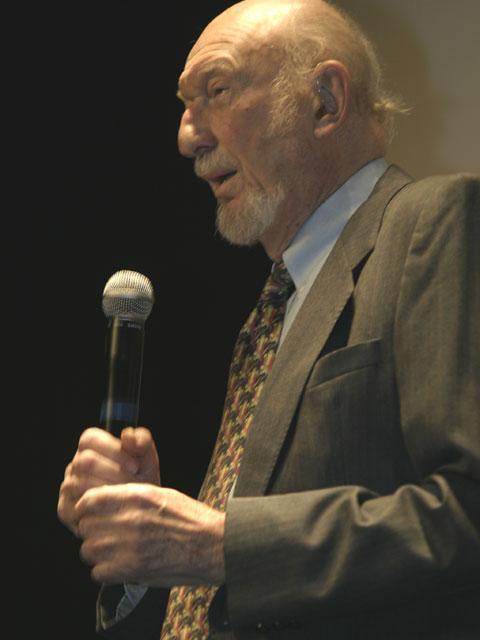 Irvin Kirshner, président du jury 2007