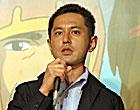 Goro Miyazaki répondant à des questions