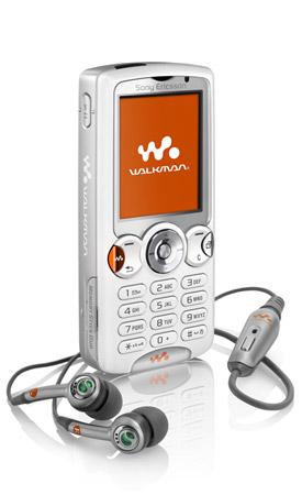 Gagnez un téléphone Sony Ericsson W800i