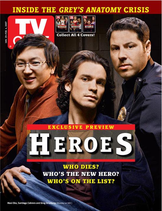 TV Guide Heroes 2