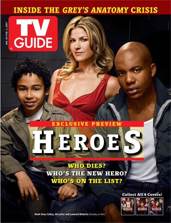 TV Guide Heroes 3