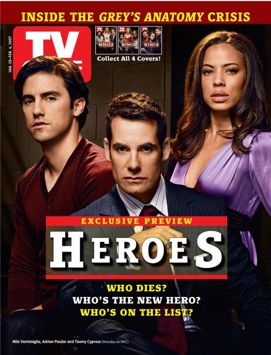 TV Guide Heroes 4