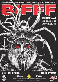 affiche BIFFF 2011