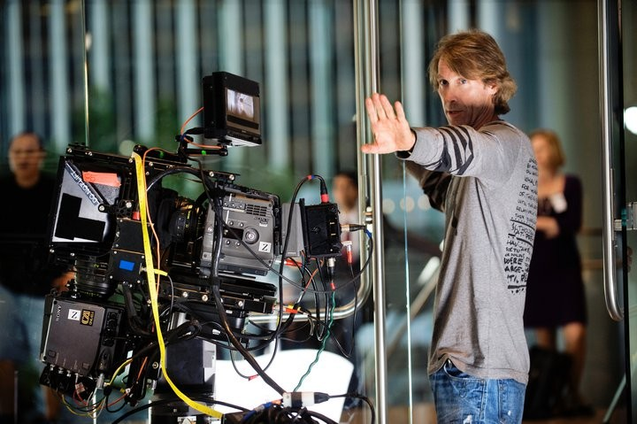 Michael Bay en action.