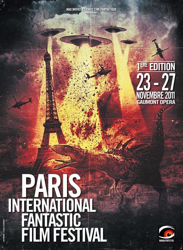 PIFFF 2011 affiche
