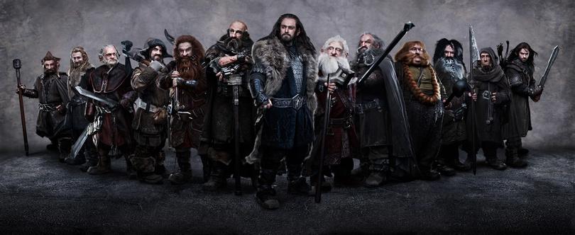 Bilbo image des nains