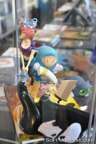 Figurine chez Ankama (ou je sais c'est asiatique mais bon)