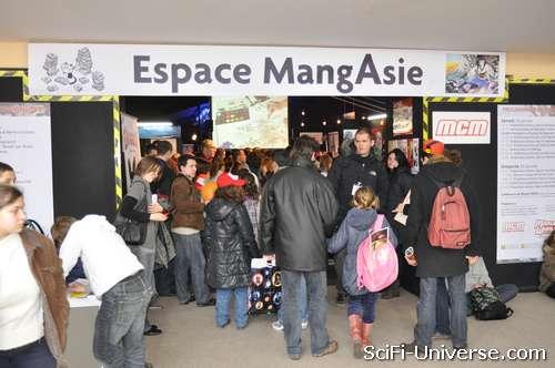 L'espace MangAsie