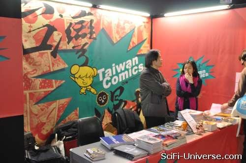 Taiwan Comics