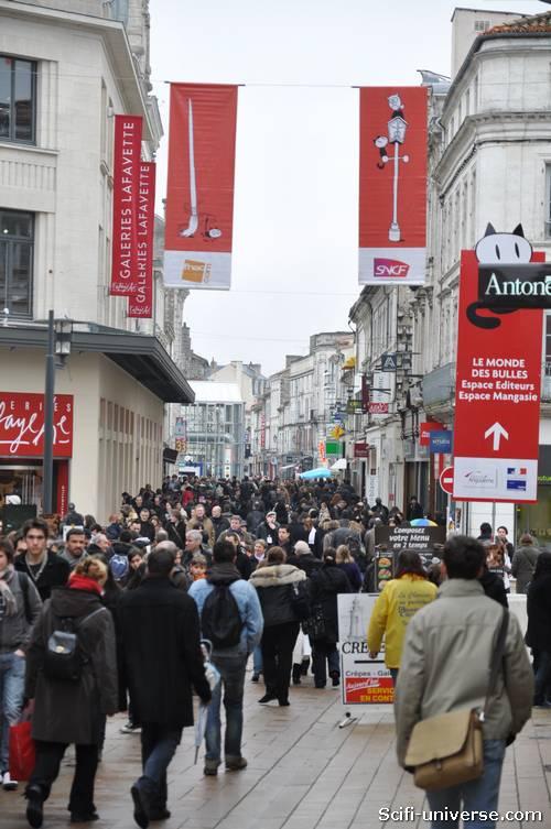 Un samedi pas comme les autres à Angoulême