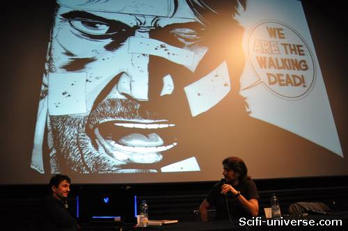 Conférence Walking Dead image