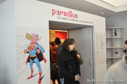 Bienvenue à l'exposition