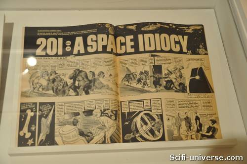Parodie de 2001 l'odyssée de l'espace