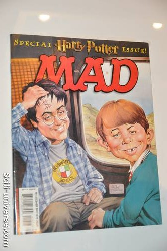 Mad - Harry Potter
