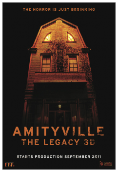 affiche Amityville - The Legacy 3D