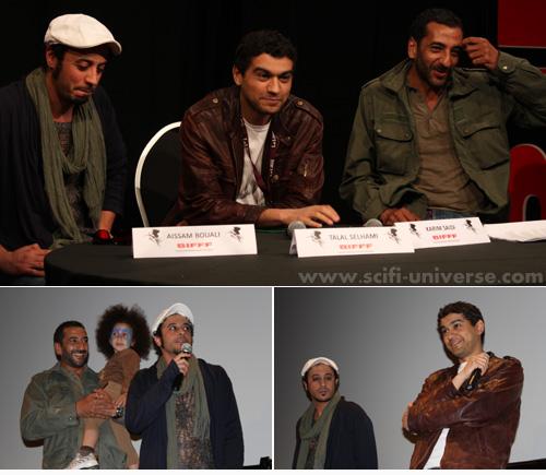 Mirages de Talal Selhami au Bifff