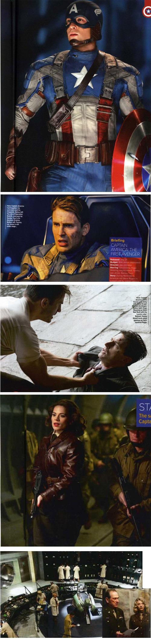 Captain America images