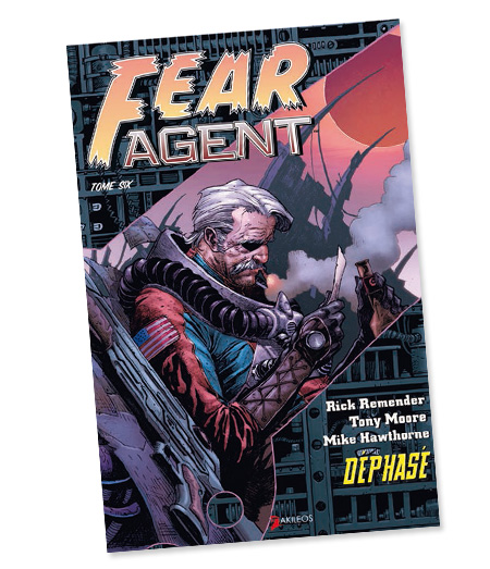 Fear Agent 6