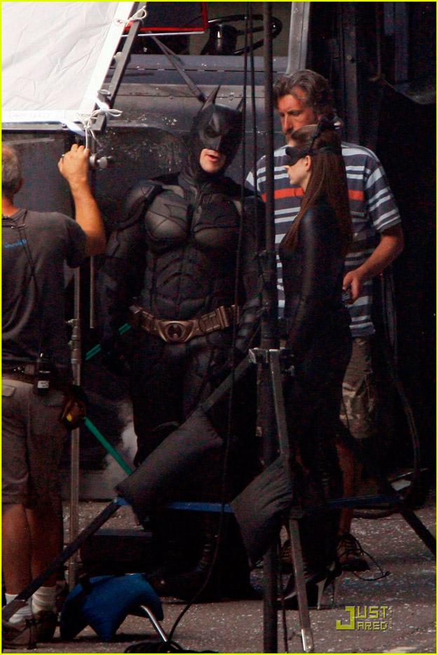 Catwoman et Batman