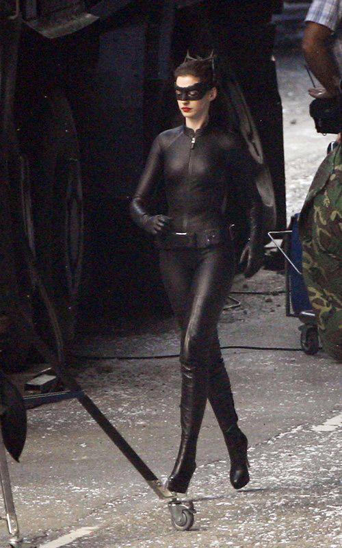 Catwoman est en marche