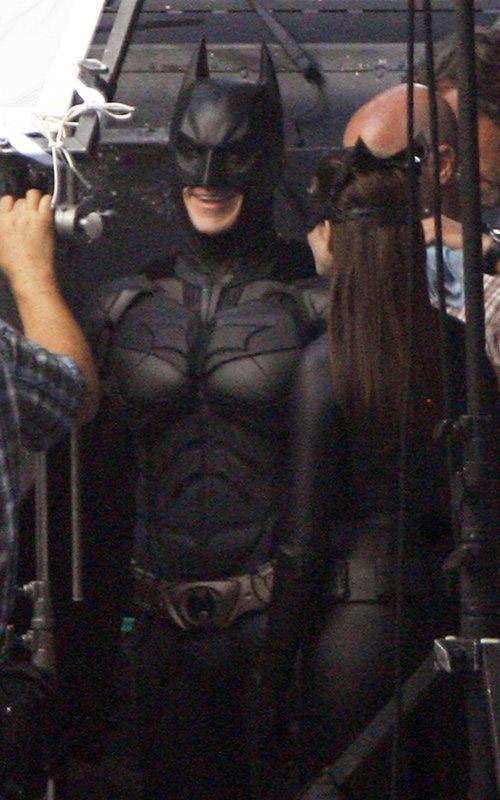 Catwoman et Batman 2