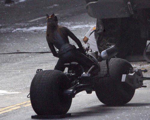 Catwoman et la Batmoto 2
