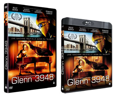 Glenn 3948 DVD et Blu-Ray
