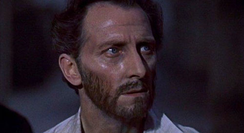 La revanche de Peter Cushing