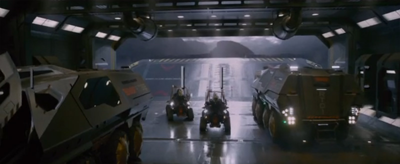 Prometheus Trailer 2