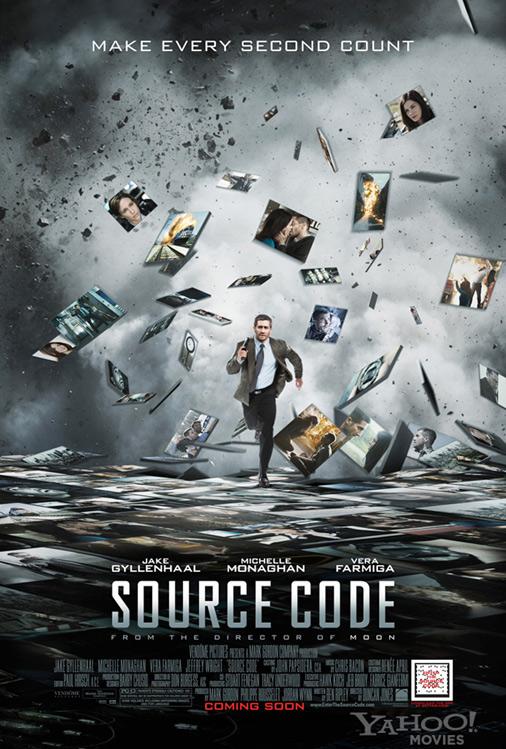 Affiche de Source Code