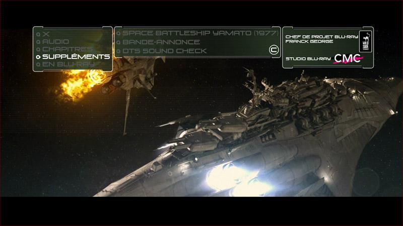 Space battleship suppléments
