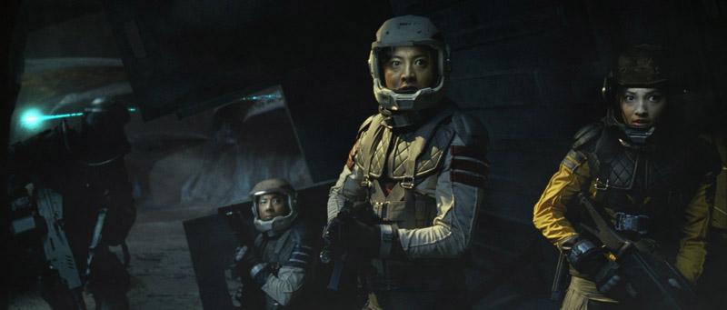 Space battleship 4