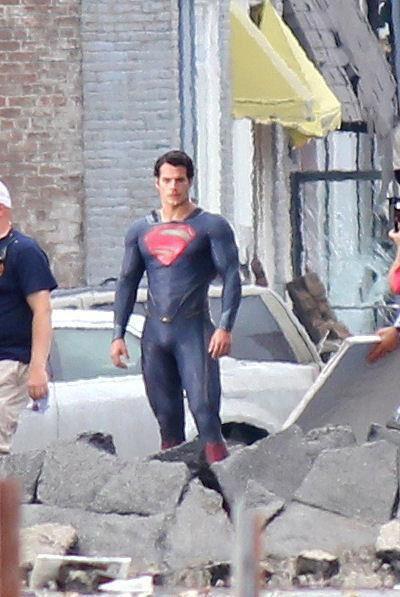 Superman 2012 - 1