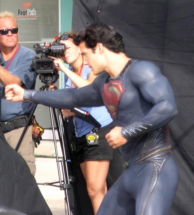 Superman 2012 - 2