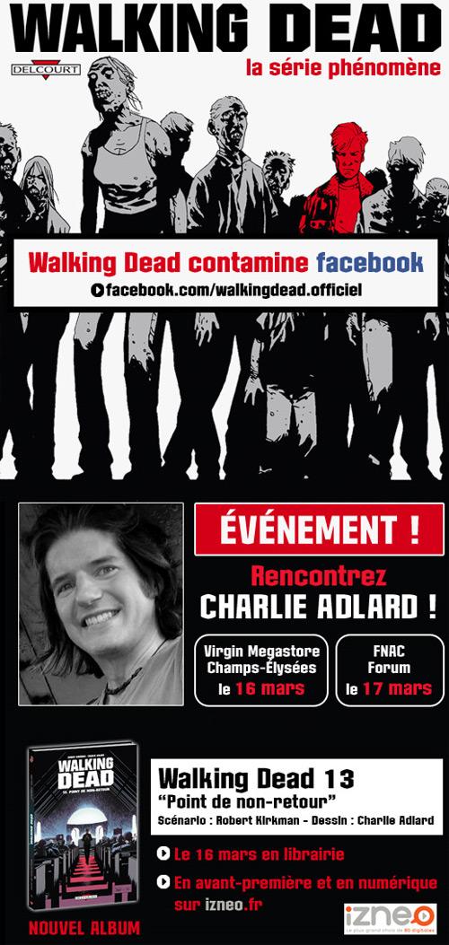 Walking Dead affiche