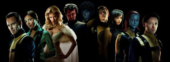 X-Men first Class
