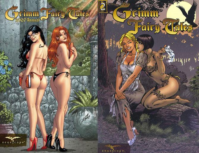 Al Rio Grimm Fairy Tales