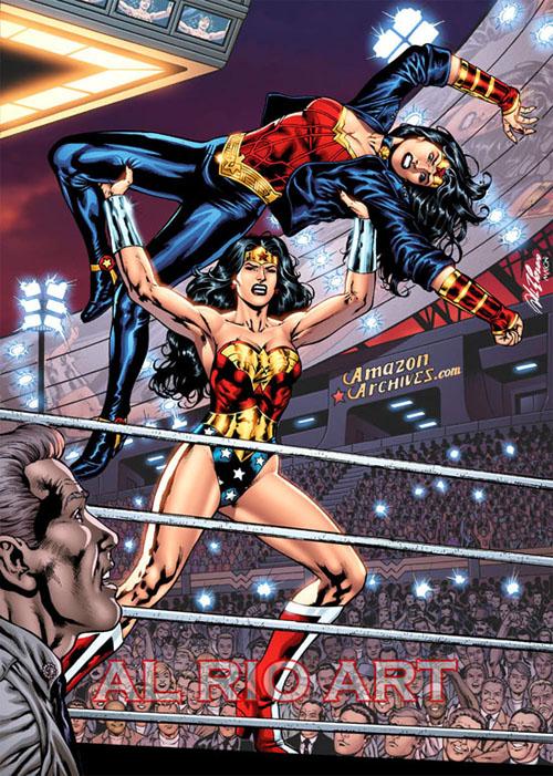 Al Rio Wonder Women
