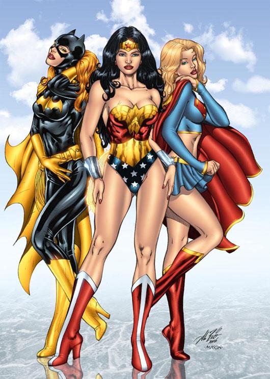 Al Rio heroines