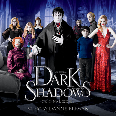 soundtrack Dark Shadows